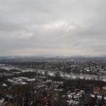Dresden Schwebebahn Panorama