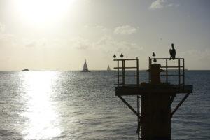 Key West Blick vom Pier