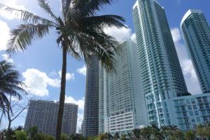Ausblick vom Miami Margaret Pace Park